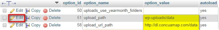 huong dan change url file wp 003 - Hướng dẫn thay đổi đường dẫn lưu file trên WordPress