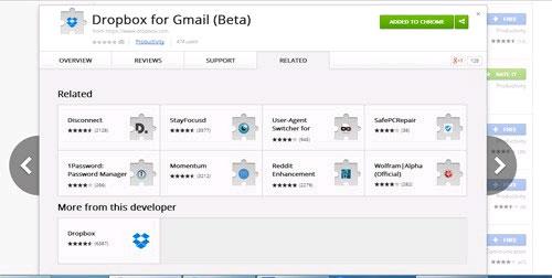 Thao tác cài ứng dụng vào Chrome