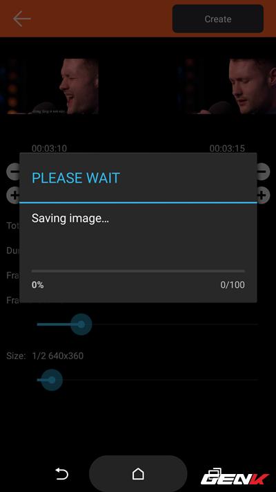 tao anh gif tu video ngay tren thiet bi android 5 - Tạo ảnh GIF từ video trên thiết bị Android