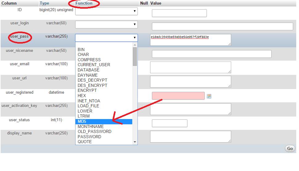 huong dan khoi phuc lai mat khau admin trong wordpress 8785 - Hướng dẫn khôi phục lại mật khẩu Admin trong WordPress