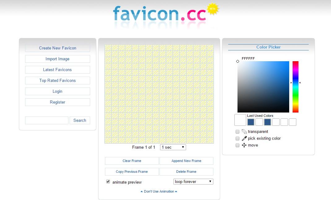 huong dan tao anh favicoin cho website 7184 - Hướng dẫn tạo ảnh Favicoin cho website
