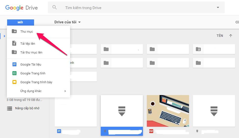 Hướng dẫn cách tạo Direct link Google Drive