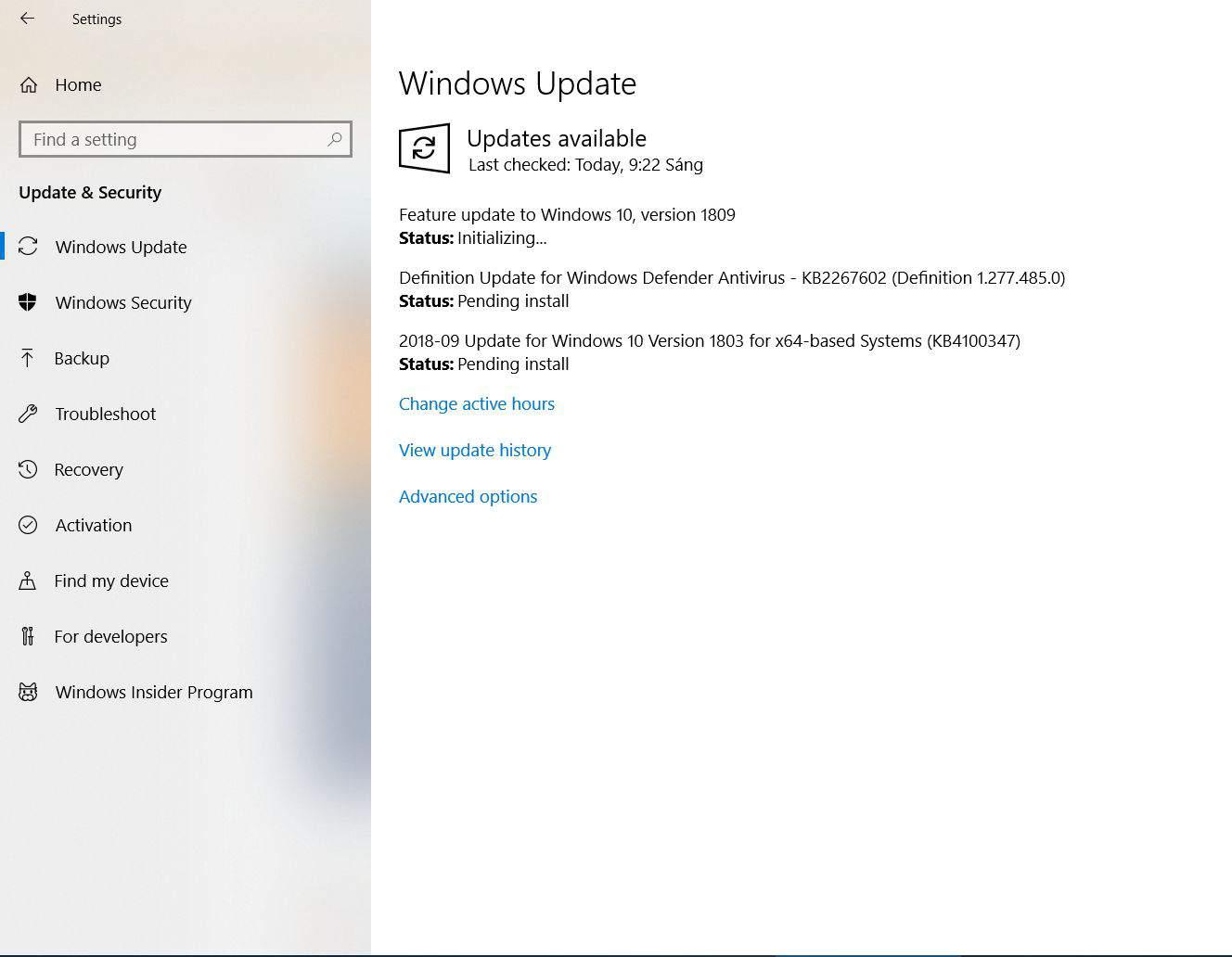 4441654 upload 2018 10 3 9 24 44 - Mời tải về file ISO Windows 10 October 2018 Update (Redstone 5) và LTSC version 1809