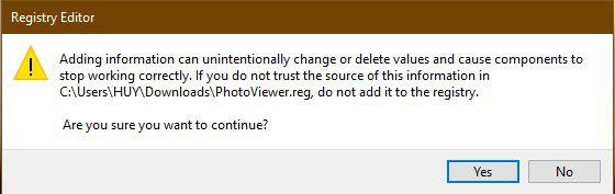 Annotation 2018 11 25 225841 - Hướng dẫn cài đặt lại Windows Photo Viewer trên Windows 10