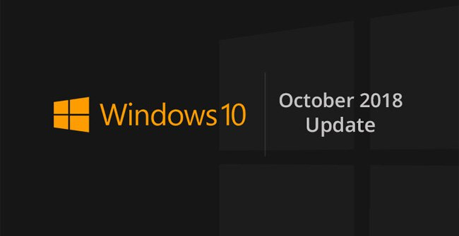 windows 10 october2018 update 650 - Mời tải về file ISO Windows 10 October 2018 Update (Redstone 5) và LTSC version 1809