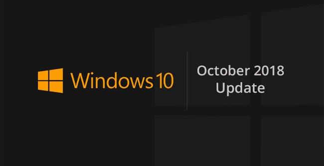 windows 10 october2018 update 650 - Mời tải về file ISO Windows 10 October 2018 Update (Redstone 5) và LTSC version 1809